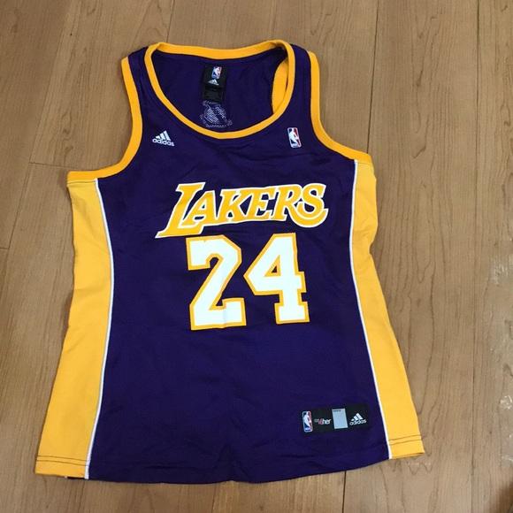 58771c671423 LA Lakers Women s Jersey NWOT